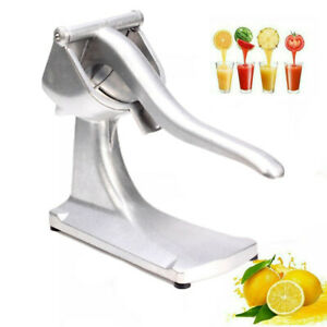 Heavy Duty Manual Orange Lemon Lime Citrus Squeezer Juicer Fruit Hand Press Tool