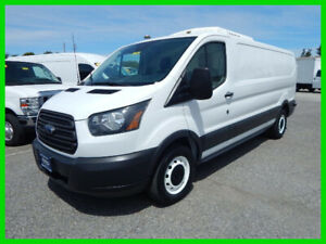 2016 Ford Transit Cargo 250 Used 2016 Ford Transit 250 Cargo Van - LOW ROOF 148
