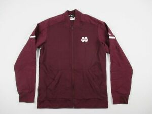 Mississippi State Bulldogs adidas Jacket Mens New Multiple Sizes $17.91