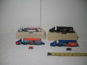 CHAMPION RACING TRACTORS AND TRAILERS AND SMALL CARS FORD
