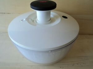 OXO Good Grips Salad Spinner Soft Works Clear Full Size,**Lager 10