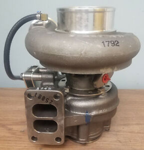Turbo for 1996 98 6BTA Dodge Truck Engine. Holset #'s: 3539343, 3539344