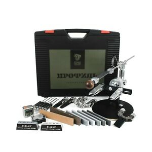 TSPROF KNIFE SHARPENER SYSTEM - K03 MASTER KIT FROM RUSSIA!