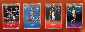 Zion Williamson Ja Morant RJ Barrett  LeBron James 4 pack Generation Next