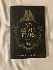 No Small Plans – Graphic Novel TPB Chicago Architecture Foundation