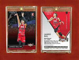 LaMelo Ball Rookie Card Illawarra Hawks Generation Next