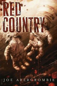 Red Country by Joe Abercrombie Subterranean Press #183 500
