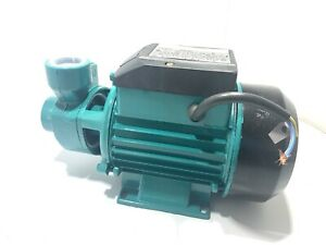 New 1 2HP Electric Industrial Centrifugal Clear Clean Water Pump Pool Pond