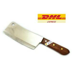 Chopper Chef Knives Knife Wooden Handle Clever Stainless Steel Kitchen Utensils