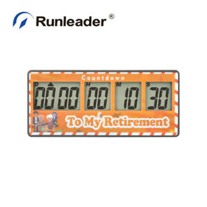 Digital 9999 Days Countdown Timer,Events Reminder for Retirement Wedding Holiday