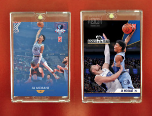 Ja Morant Rookie 2 card set Generation Next