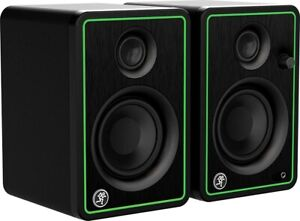 Mackie CR3 X Creative Reference Series 3quot; Multimedia Monitors Pair $84.99