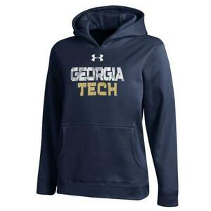 Boy's Under Armour Georgia Tech GT Performance Hoodie $32.95