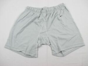 Nike Shorts Mens Gray Poly New Multiple Sizes $11.70