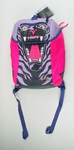 UA Flipside Backpack One Size Fits All Hot Pink Purple Tiger $80.00