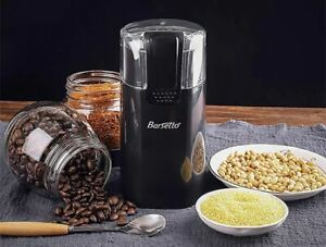 NEW Barsetto Electric Coffee/Spice/Nut Grinder