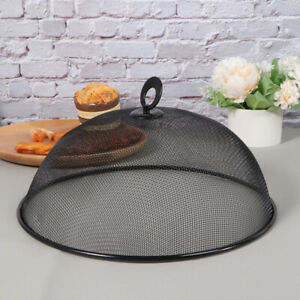 Kitchen Stainless Steel Food Mesh Cover Anti Fly Mosquito Net Food Cover Picnic