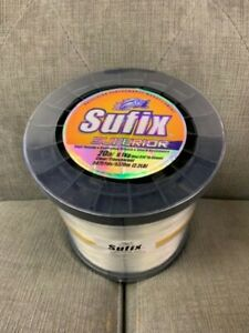 Sufix Superior Monofilament Fishing Line 20# Clear 2.2lb Spool