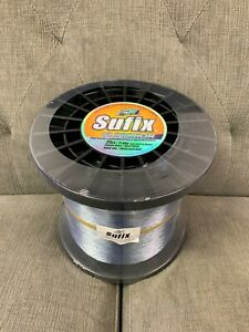 Sufix Superior Monofilament 25# Smoke Blue (4.4lb Spool) Fishing Line