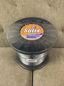Sufix Superior Monofilament 40# Smoke Blue (4.4lb Spool) Fishing Line