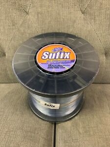 Sufix Superior Monofilament 50# Smoke Blue (4.4lb Spool) Fishing Line