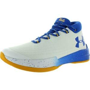 Under Armour Mens Nxt TB Logo Padded Insole Basketball Shoes Sneakers BHFO 8855 $35.75