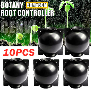 10X Plant Rooting Device High Pressure Propagation Ball High Pressure Box Grow@
