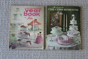Wilton Cake & Food Decorating Year Book 1971 & Magic For Your Table… 1970/71