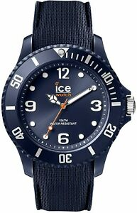 Ice Watch ICE sixty nine Dark blue Men's wristwatch with silicon strap 007