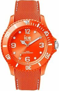 Ice Watch ICE sixty nine Orange Men's wristwatch with silicon strap 013619