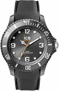 Ice Watch ICE sixty nine Anthracite Men's Unisex wristwatch with silicon s