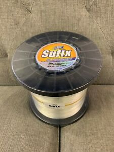 Sufix Superior Monofilament 50# Clear Transparent (4.4lb Spool) Fishing Line
