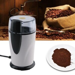 Electric Coffee Spice Grinder Machine Maker Beans Nuts Spices Grinding Tools