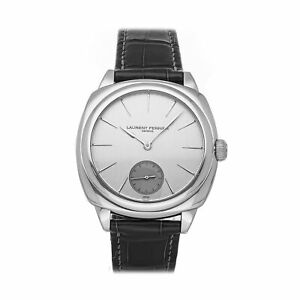 Laurent Ferrier Micro-Rotor Galet Square Steel Auto 41mm Mens Watch LCF0013.AC