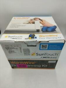 SunTouch WarmWire (120V) Floor Heat Kit adaptable to any room under tile/stone