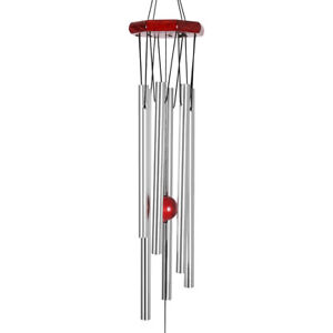 Wind Chimes Outdoor Large Deep Tone Metal Garden Patio Porch Decoration 29.5