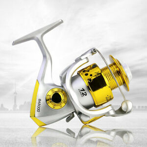YUMOSHI SA1000 7000 Spinning Reel Fishing Reel Left Right Hand 5.5:1 Sea Fishing
