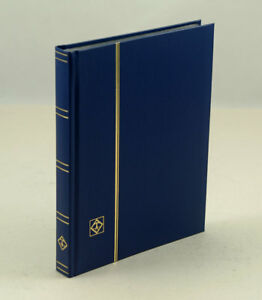 Lighthouse 32 Page Hardcover Stockbook 6 1 2quot; X9quot; Blue LS2 16 Free Shipping $19.95