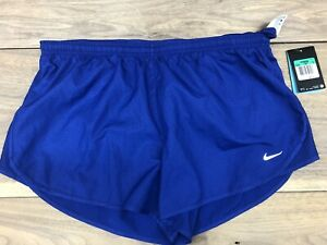 Nike Dri Fit Athletic Running Shorts Women's Size XL NWT $15.50