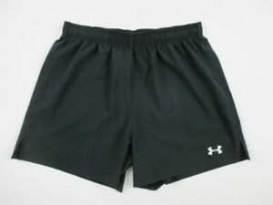 Under Armour Shorts Womens Black Poly New Small $12.49