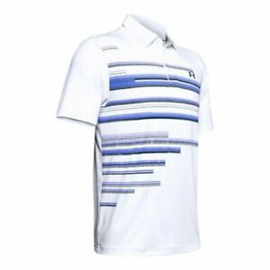 New Under Armour Playoff 2.0 Streamline Golf Polo MOISTURE WICKING FAST DRYING $37.99