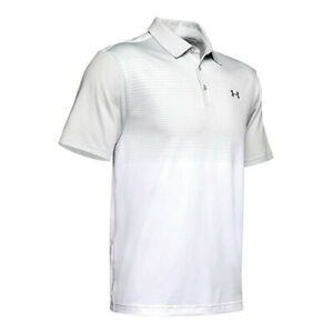 New Under Armour Playoff 2.0 Hole Out Golf Polo UPF 30+ Lightweight Fabric $37.99