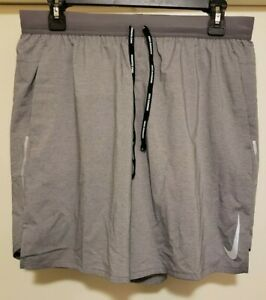"Nike Flex Stride 7"" 2 in 1 Lined Running Shorts MENS Size Large AJ7784 056 $44.99"