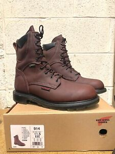 Redwing Boots 11.5 EEE #914 NEW