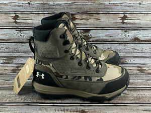 Under Armour Womens Speed Freek Bozeman Camo Hunting Boots 1299239-900 Women's 9