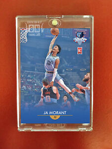 Ja Morant Rookie Card Memphis Grizzles Generation Next