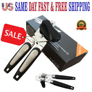 Premium Can Opener Stainless Steel Blade Professional Same Day FREE SHIPPING