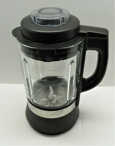 Instant Pot Ace Blender Replacement Glass Pitcher with Lid & Blade