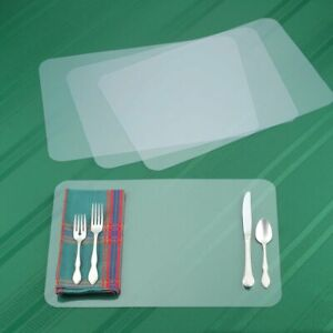Plastic Placemats Table Mats Set of 8 Dining Mats for Kitchen Dinner Table