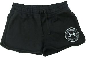 UNDER ARMOUR WOMENS RUNNING WORKOUT ATHLETIC SHORTS SZ LG $6.00